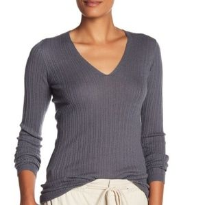 Vince Cashmere ribbed sweater NWT size XS
